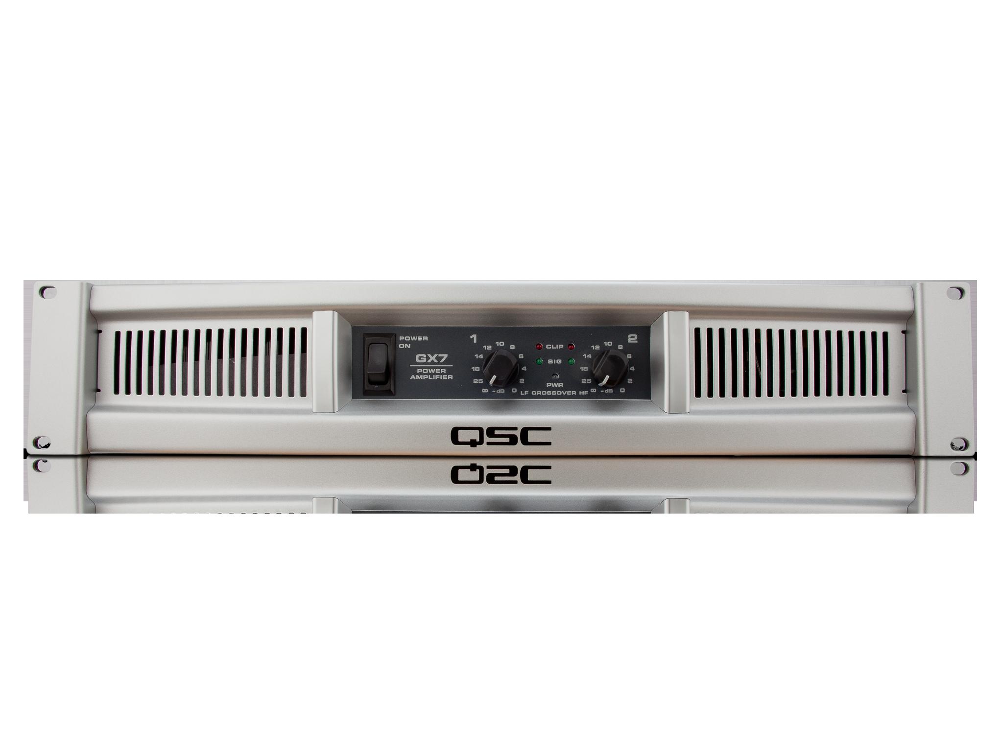 Amplificador QSC GX7