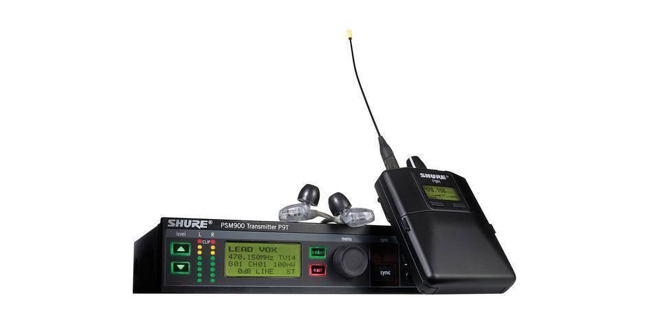 Sistema de monitoreo personal profesional PSM900 con SE425CL