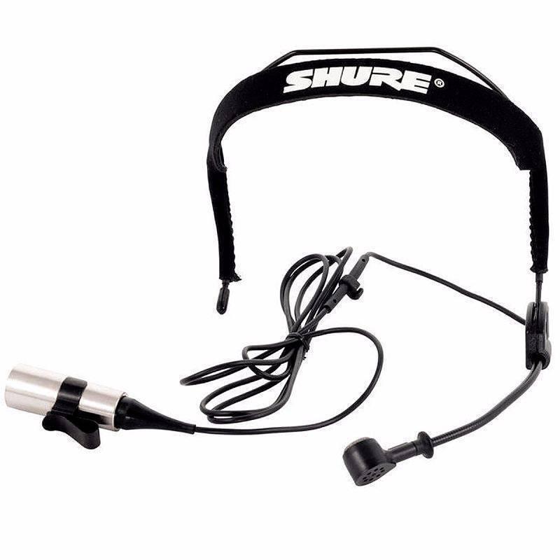 Microfono de Diadema Shure WH20XLR