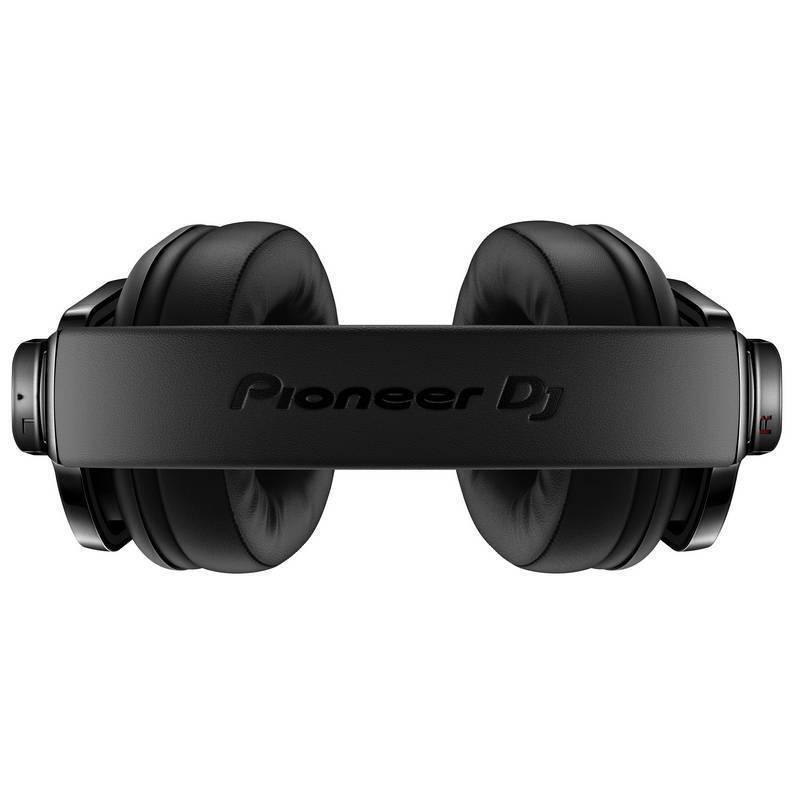 Audifonos Pioneer Profesionales color negro