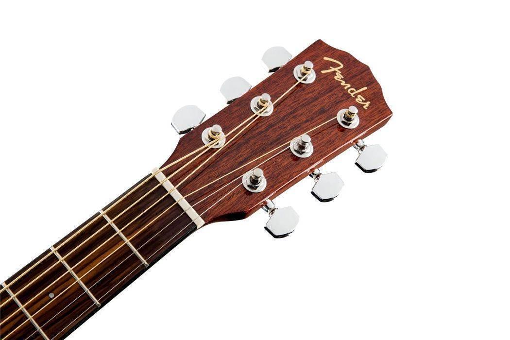 Guitarra Electro-Acustica Fender CD-60SCE Mahogany 0970113022