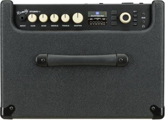 Amplificador Fender Rumble Studio 40
