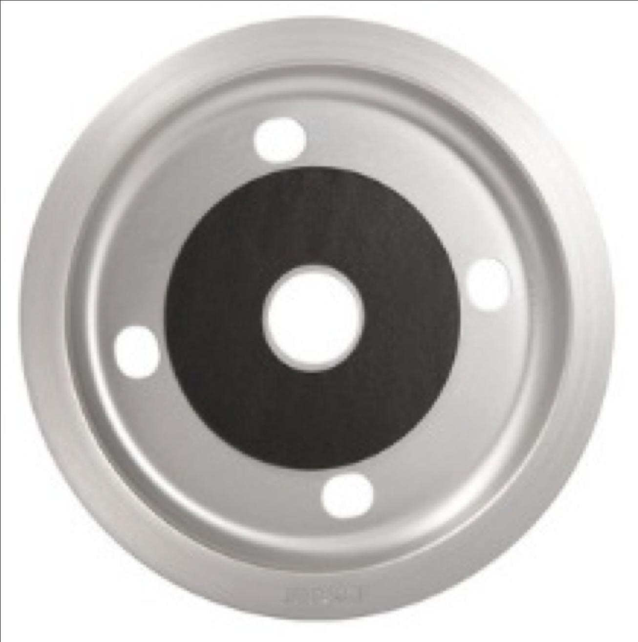 Montaje de mesa (Flush Mount) para fijar el micrófono MXA310.