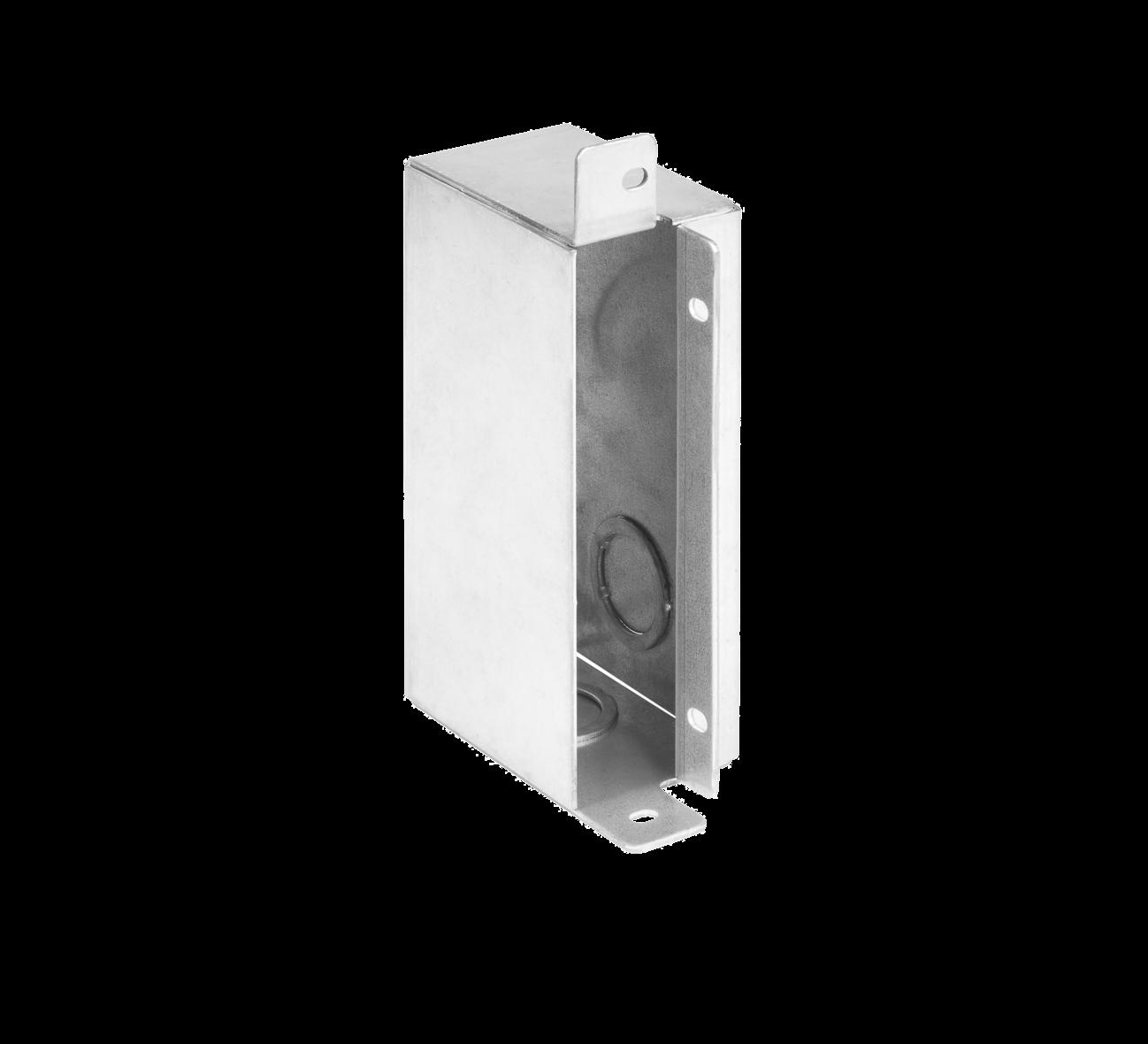 El A910-JB permite al cable Ethernet conectado al array ser instalado dentro de una tubería de conducción flexible.