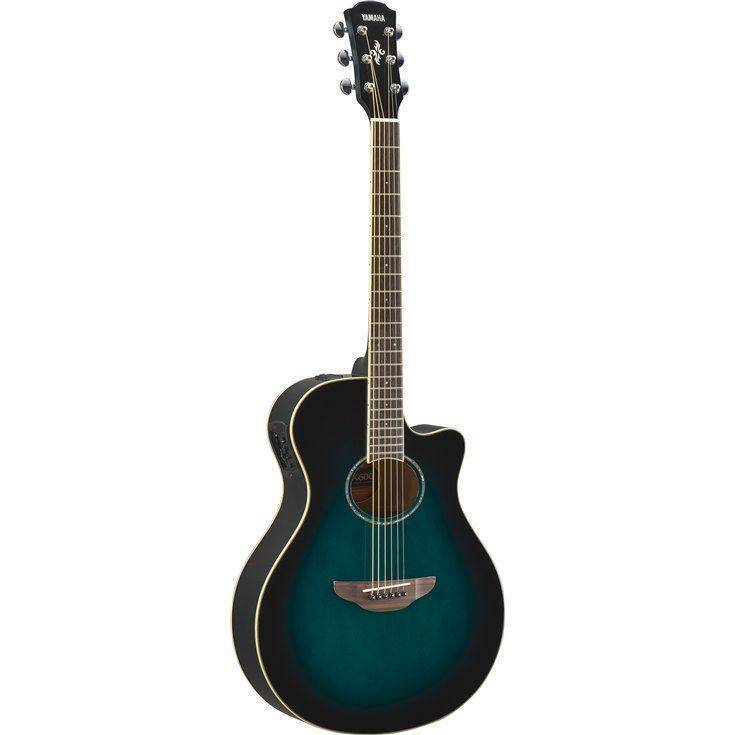 Guitarra Electro- Acústica serie APX600 Oriental Blue Burst