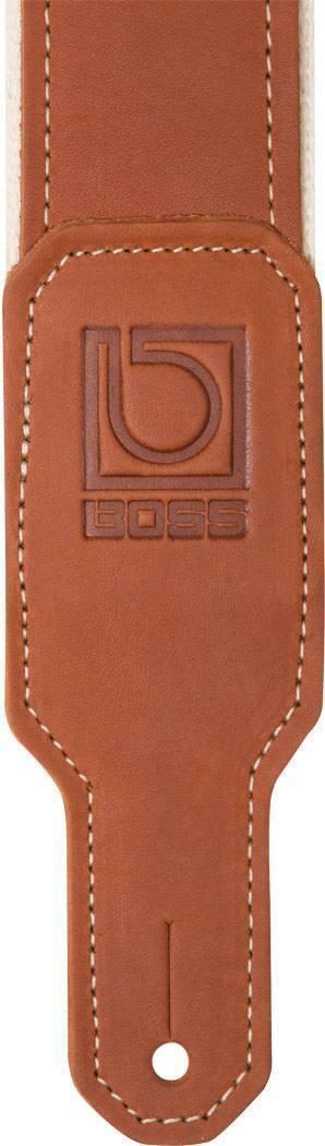 Tahalí Boss nylon/piel de 115 cm