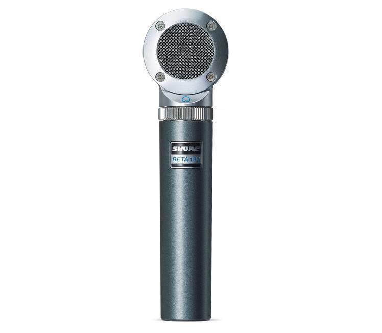 Microfono Shure Captacion Lateral C Beta 181/C