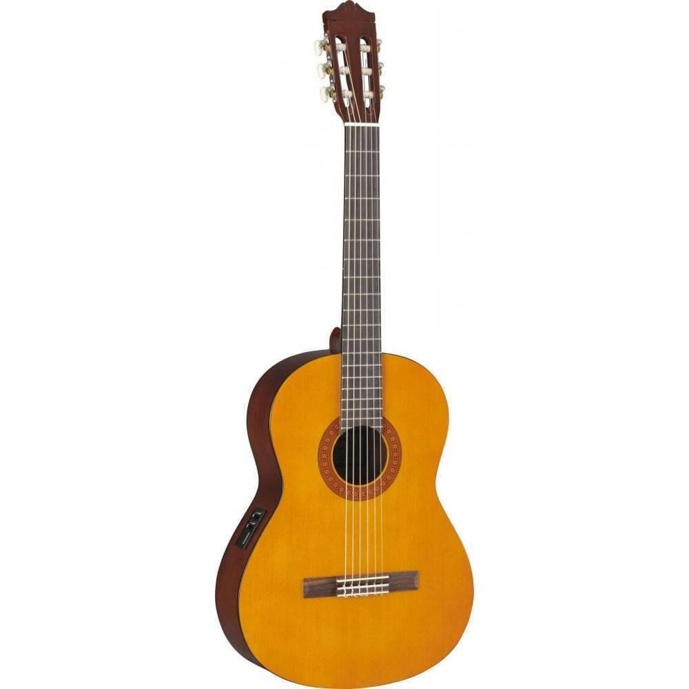 Guitarra Yamaha CX40 electro-acustica