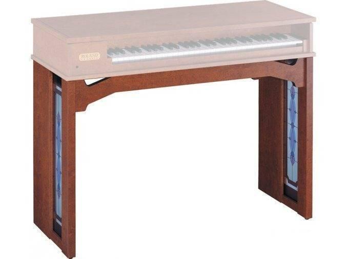 Base para teclado tradicional clavicordio
