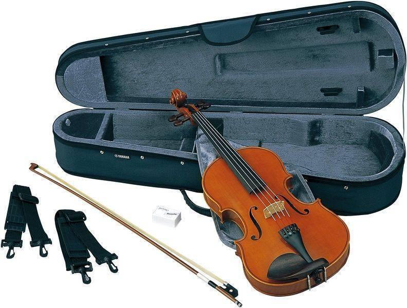 Viola de estudio 14 pulgadas Yamaha KVA5S14