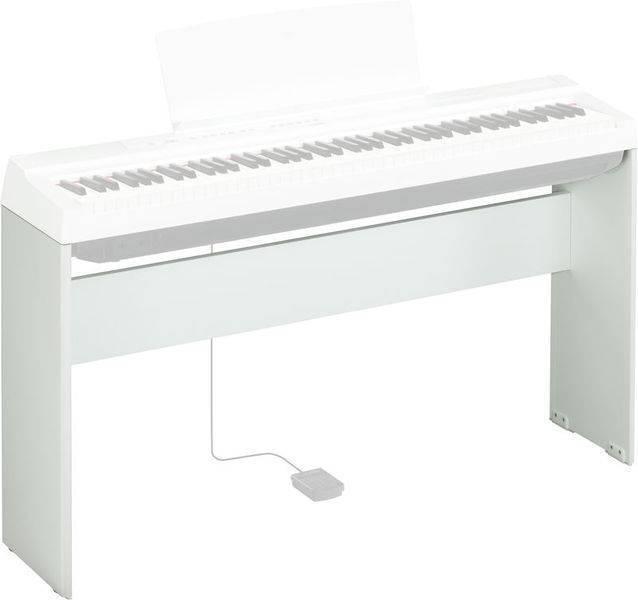 BASE PARA PIANO DIGITAL YAMAHA P125WH COLOR BLANCO