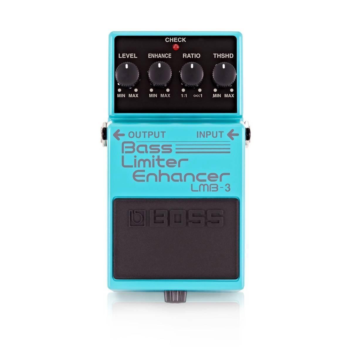 Pedal Compacto p/bajo Bass Limiter/Enhancer