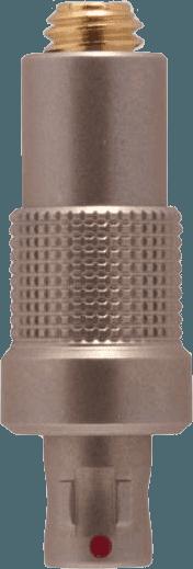 Adaptador MicroDot para LEMO3