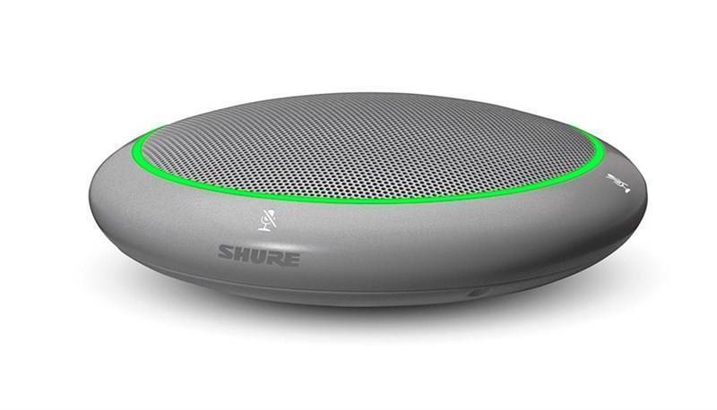 Micrófono Matricial de mesa con DSP Shure® IntelliMix