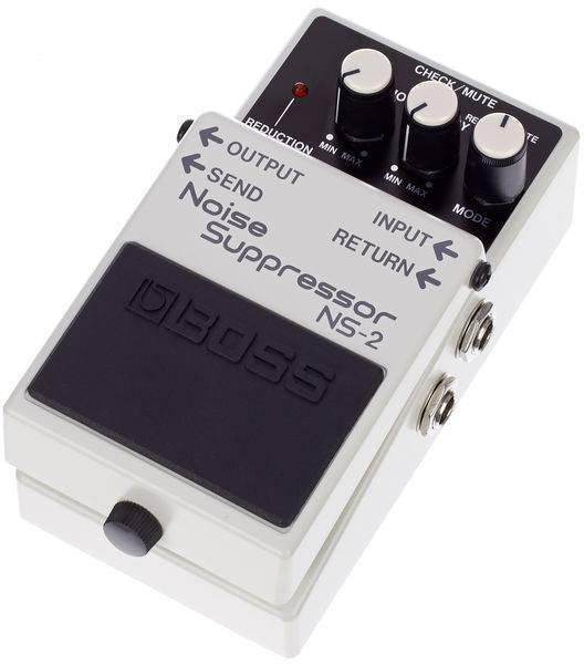 Pedal Compacto Noise Suppressor