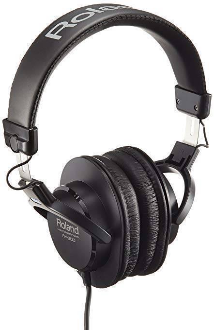 Audífonos Roland cover ear giratorios