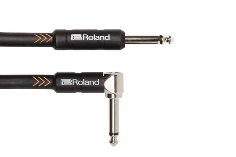 Cable Roland serie Black instrumento