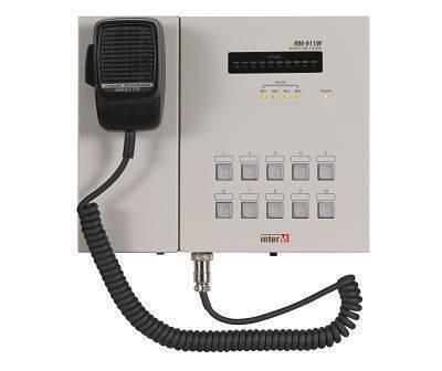 Transmisor / Receptor de audio sobre red RM-911W