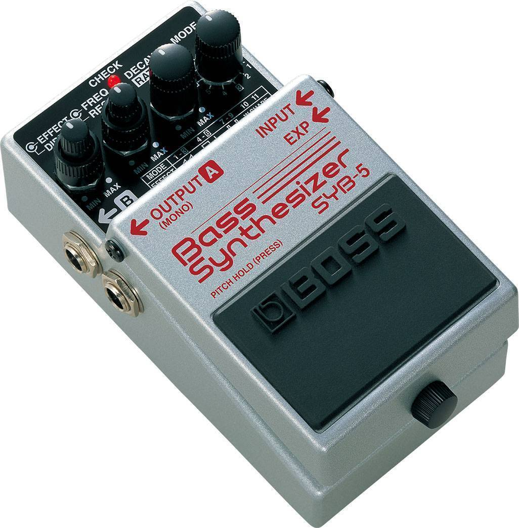 Pedal Compacto p/bajo Bass Synthesizer