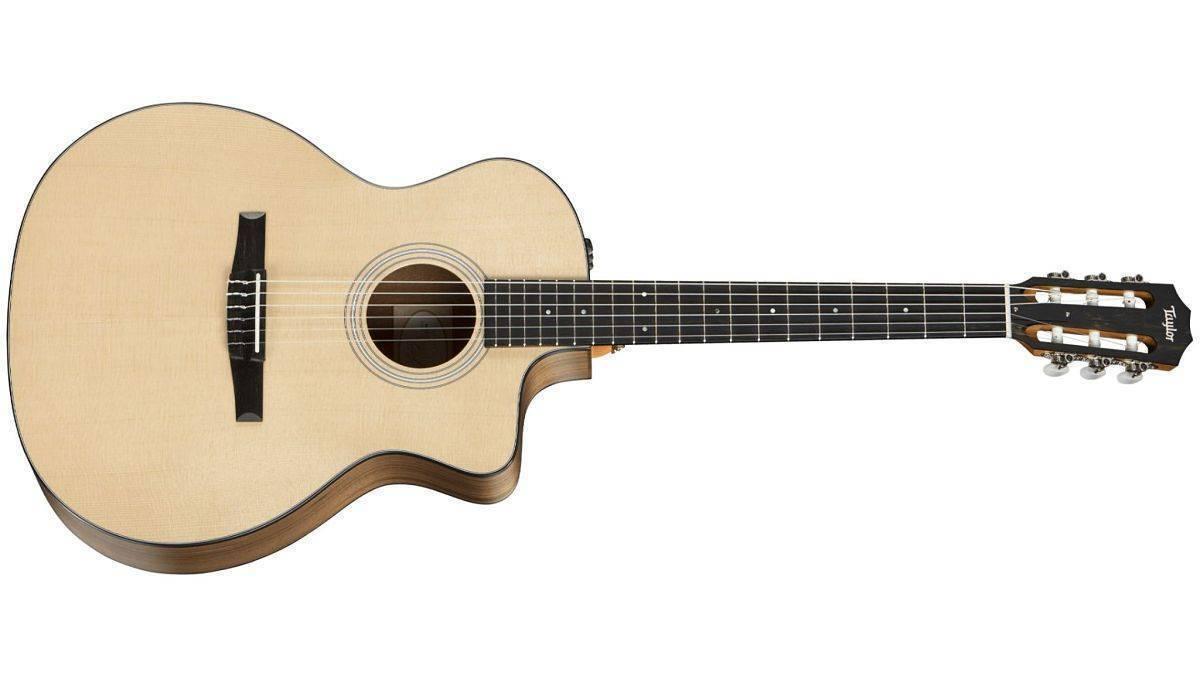 Guitarra Electroacústica Taylor 114CE-N
