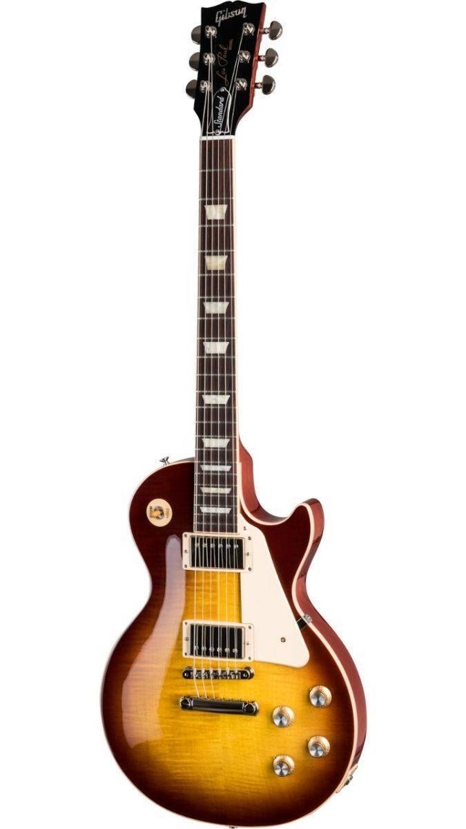 Guitarra Gibson Les Paul Standard  60s Iced tea
