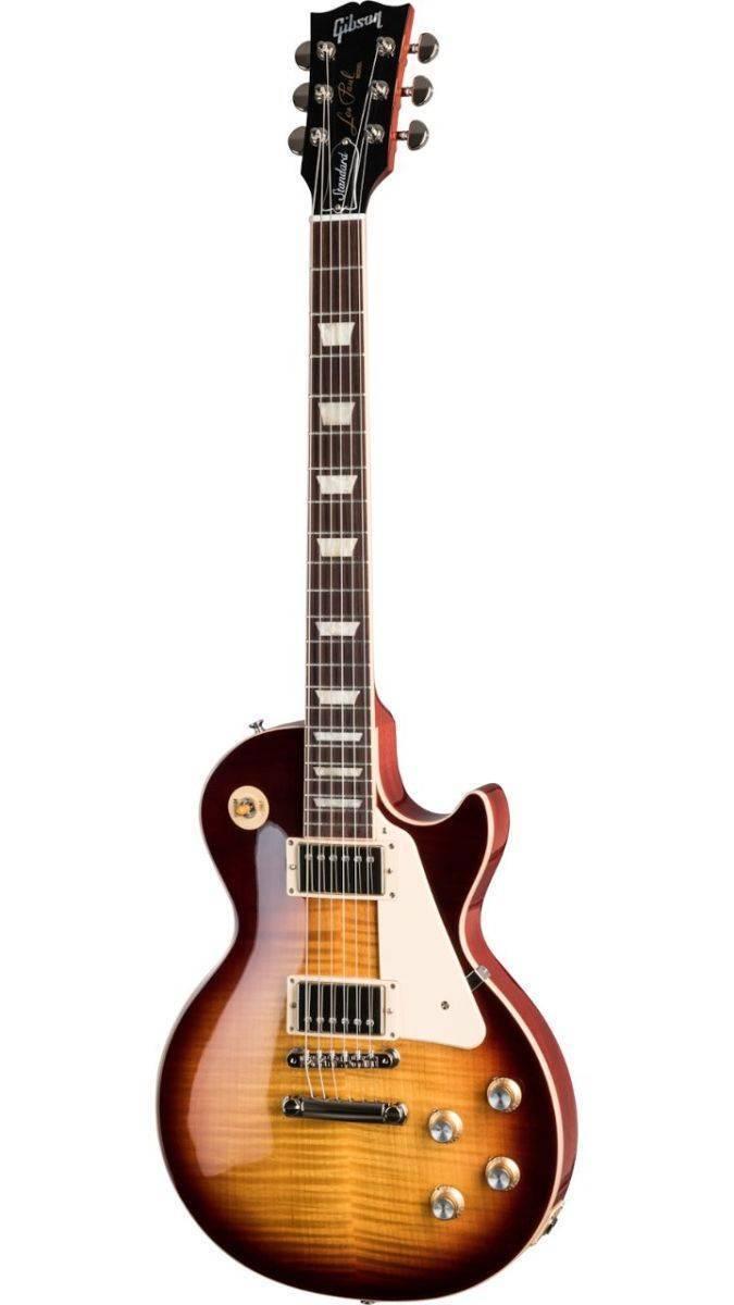 Guitarra Gibson Les Paul Standard  60s Bourbon Burst