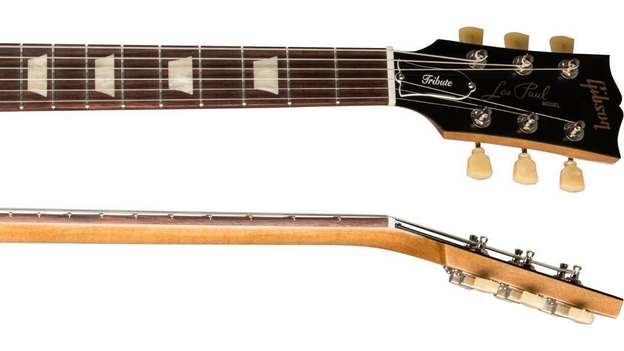 Guitarra Gibson Les Paul Tribute 2020 Satin Honey Burst