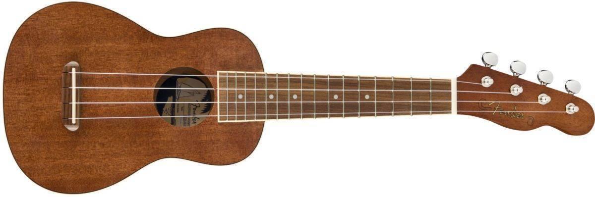 Ukulele Fender Soprano SEASIDE 0971610022
