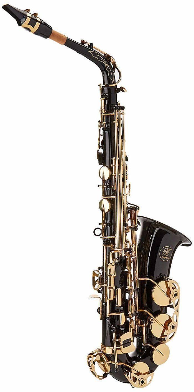 Saxofon Alto Symphonic SAL1009 Negro Dorado