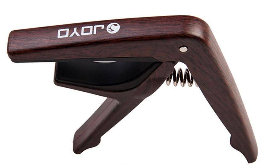 Light Capo JCP-01 color Rosewood