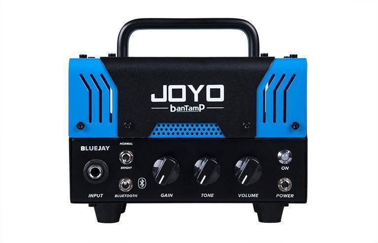Amplificador 20w bt 4.0 efecto distorsión