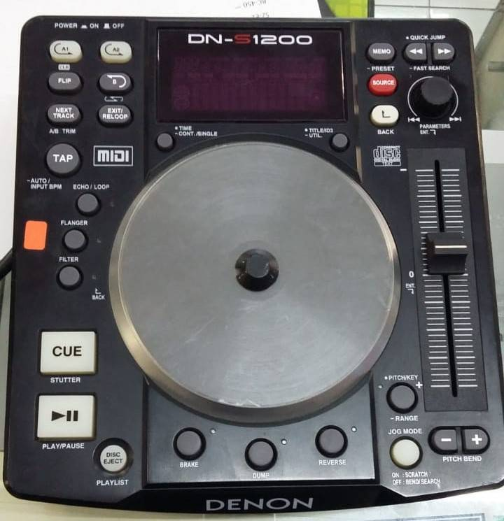 Reproductor Denon Cd/Usb & Controller