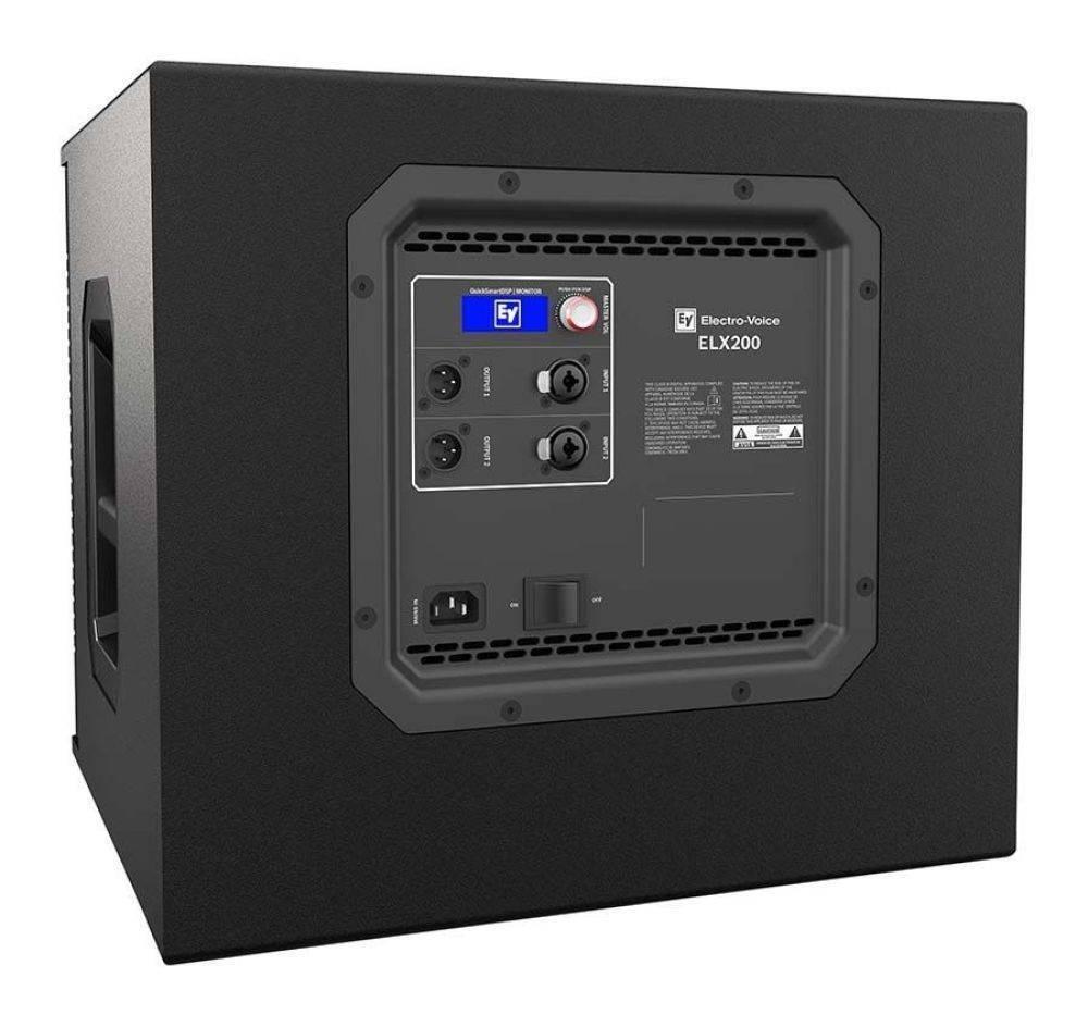 Subwoofer Amplificado Electrovoice ELX200-18SP