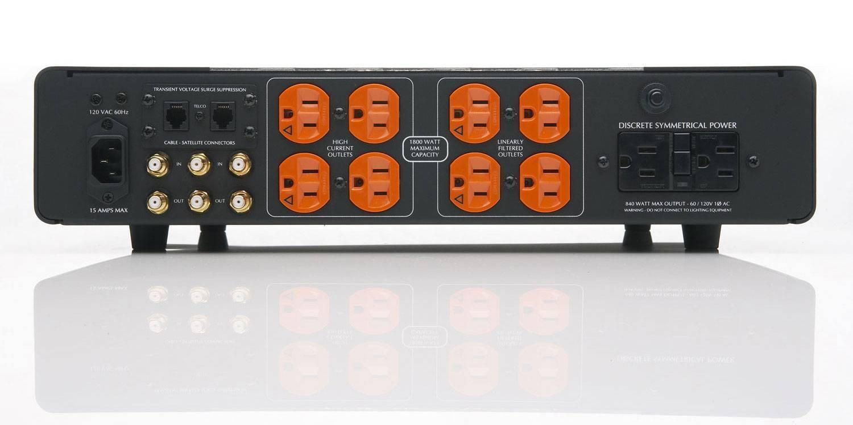 Acondicionador de energía Serie Referencia 15 Amps