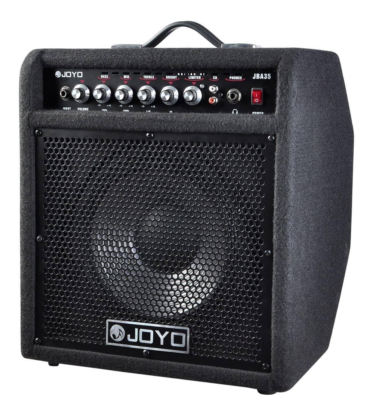 Amplificador para bajo de 35w bocina 10 pulgadas