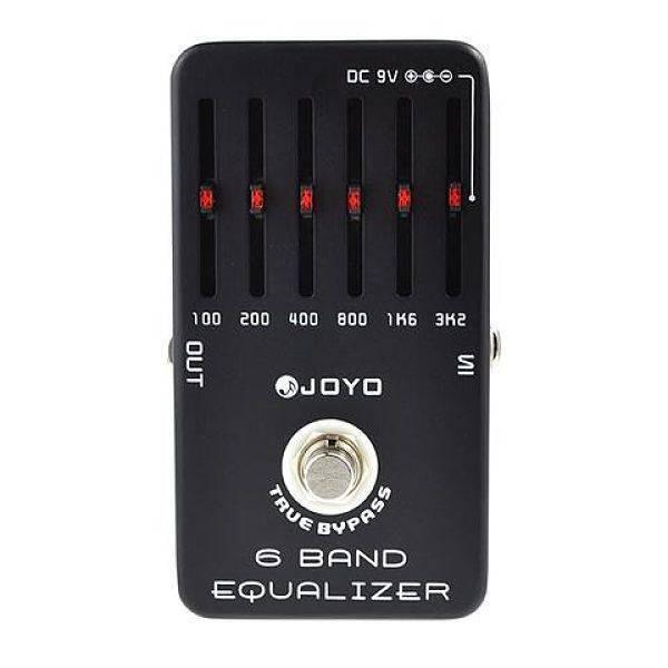 Pedal Joyo equalizador 6 bandas JF-11