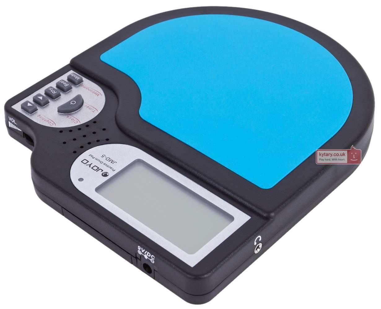 Pad practicador de bateria electronico