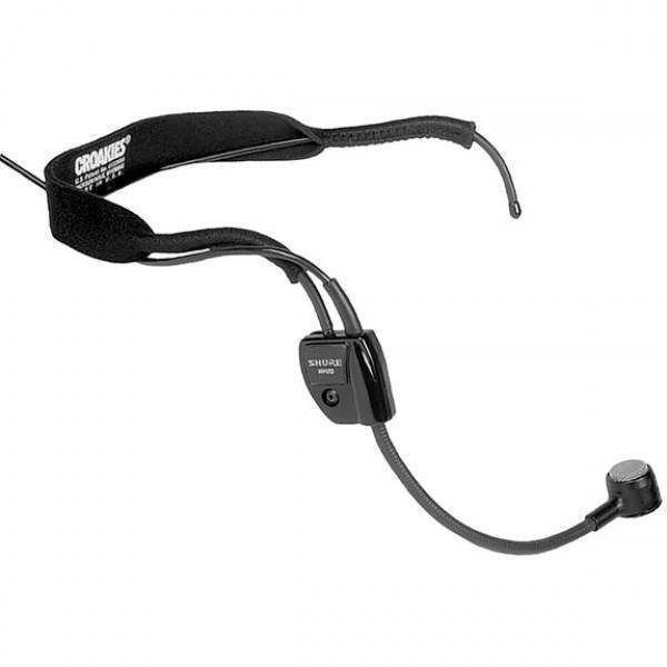 Micrófono DynaMic cardioide para instructores,cable 1.2m, conector Tini Q-G