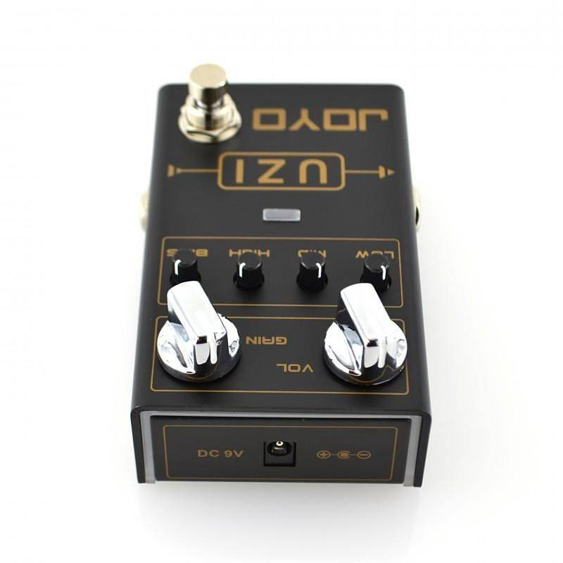 Pedal Joyo UZI (Distortion)