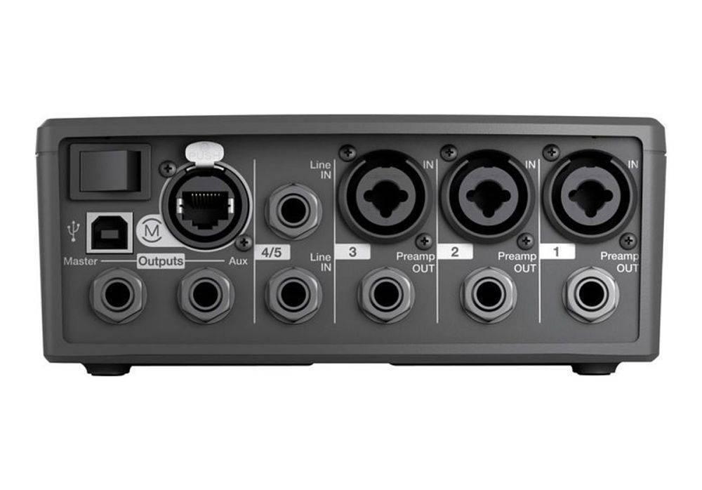Mezcladora Digital Bose Tonematch T1 Renovada!
