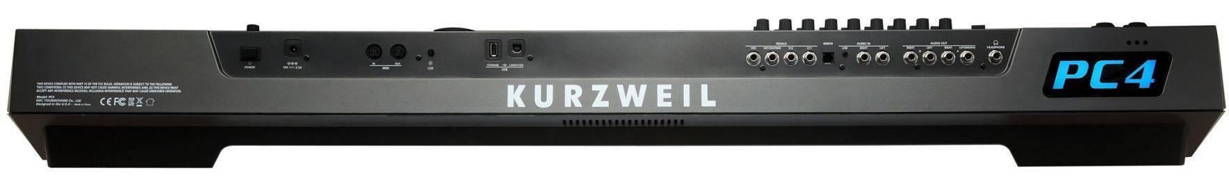 Sintetizador Profesional Kurzweil PC4