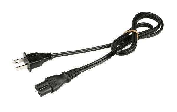 Cable para corriente con doble ranura
