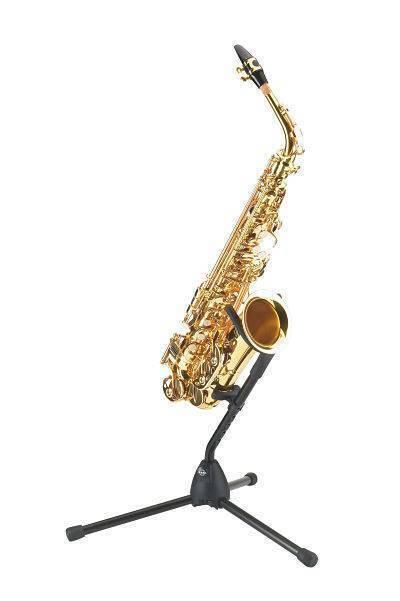 Saxofon Alto Yamaha YAS-62 + Stand Negro Konig & Meyer