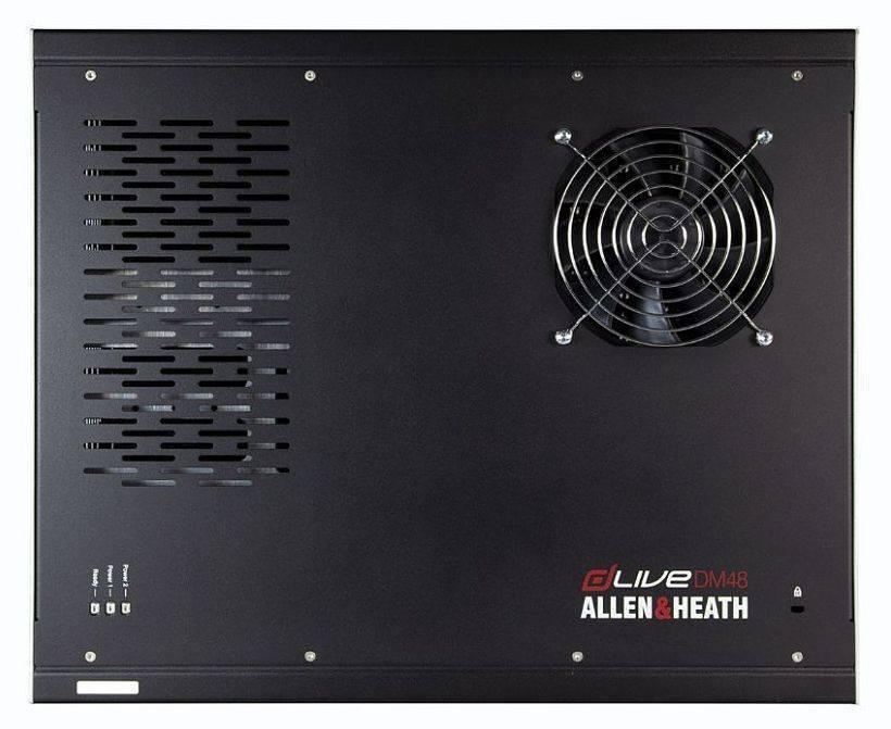 Snake Digital Allen and Heath Dlive DM48