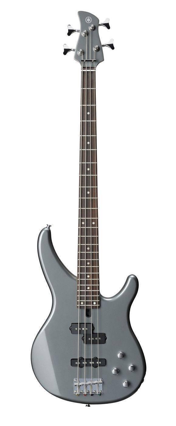Bajo Electrico Yamaha Plata TRBX204GM
