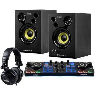 Hercules DJ starter kit