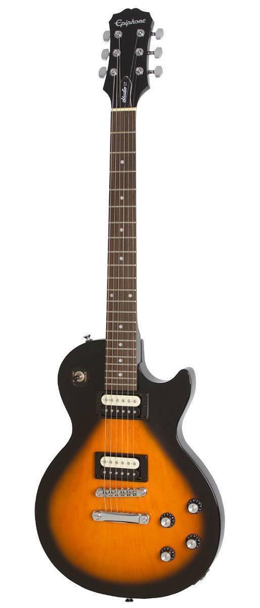 Guitarra Epiphone Les Paul Studio LT Vintage Sunburst