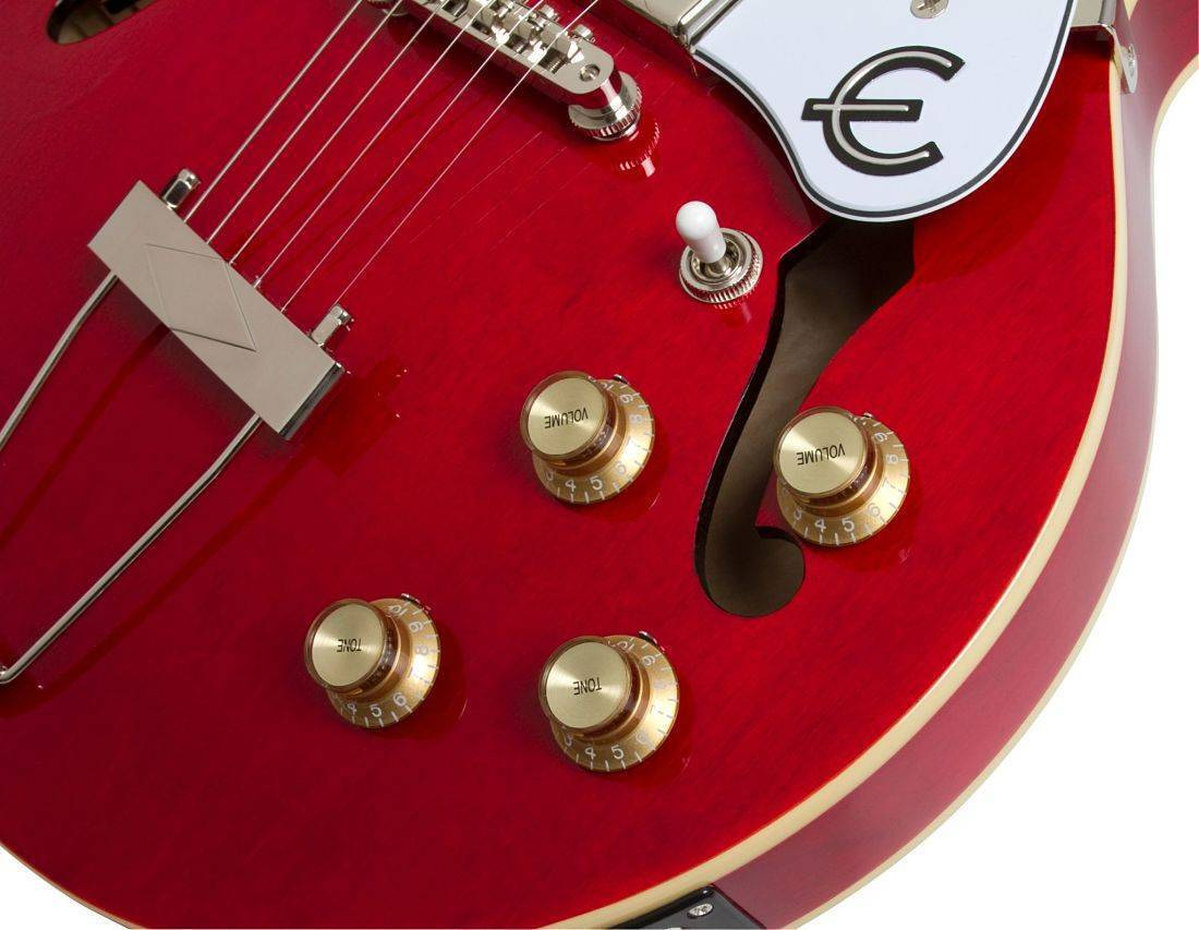 Guitarra Epiphone Casino Coupe Cherry ETCCCHNH1