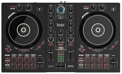 Controlador DJ inpulse 300