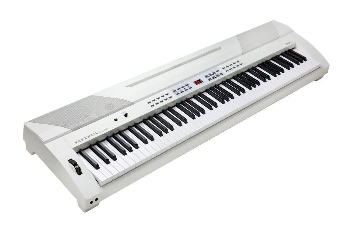 Piano Kurzweil KA90 Blanco (Teclas de peso completo)